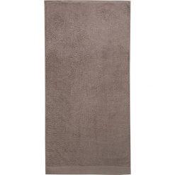 """Kąpielówki męskie: Ręcznik kąpielowy """"Pure"""" w kolorze jasnobrązowym"""