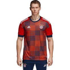 Adidas Koszulka adidas FCB H Preshi czerwona r. L (CF1580). Białe koszulki sportowe męskie marki Adidas, m. Za 218,89 zł.
