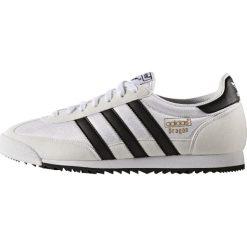 Adidas Originals DRAGON VINTAGE  Tenisówki i Trampki footwear white/core black/gold metallic. Szare tenisówki damskie marki adidas Originals, z gumy. W wyprzedaży za 439,20 zł.