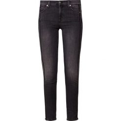 7 for all mankind WITH OUTSEAM DETAILS ILLUSION VIBE Jeans Skinny Fit vibe. Szare jeansy damskie 7 for all mankind, z bawełny. Za 1049,00 zł.