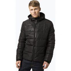 Superdry - Męska kurtka pikowana, czarny. Czarne kurtki męskie bomber Superdry, l, z polaru. Za 549,95 zł.