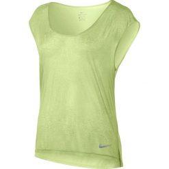 Topy sportowe damskie: koszulka do biegania damska NIKE BREATHE TOP SHORT SLEEVE COOL / 831784-701 – NIKE BREATHE TOP SHORT SLEEVE COOL