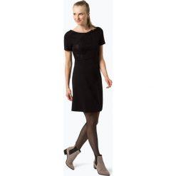 Comma - Sukienka damska, czarny. Czarne sukienki hiszpanki comma, z koronki. Za 299,95 zł.