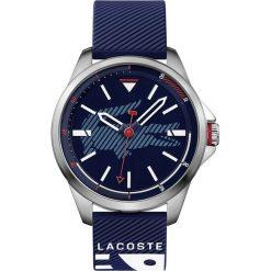 Lacoste - Zegarek CAPBRETON.2010940. Niebieskie zegarki męskie Lacoste, szklane. Za 649,90 zł.