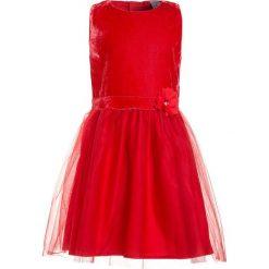 Sukienki dziewczęce z falbanami: Carter's HOLIDAY Sukienka koktajlowa red