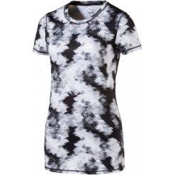Puma Koszulka Sportowa Essential Tee - Graphic No Color- Bl M. Szare bluzki sportowe damskie marki Puma, m, z nadrukiem, z materiału. W wyprzedaży za 99,00 zł.