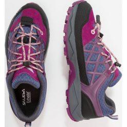Salewa WILDFIRE  Obuwie hikingowe marlin/pale mauve. Fioletowe buty skate męskie Salewa, z gumy. Za 319,00 zł.