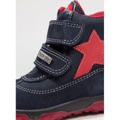 Buty zimowe chłopięce: Naturino YUKON Śniegowce bleu/rosso