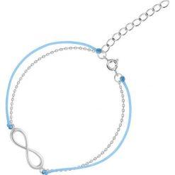 Biżuteria i zegarki damskie: Bransoletka Srebrna - srebro 925
