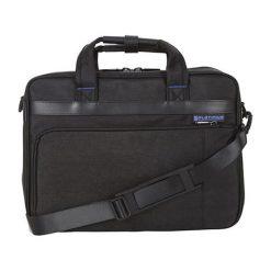 Torby na laptopa: Torba w kolorze czarnym na laptopa – 10 l
