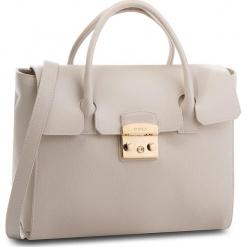 Torebka FURLA - Metropolis 978149 B BGZ8 ARE Perla e. Brązowe torebki klasyczne damskie Furla, ze skóry. W wyprzedaży za 1509,00 zł.