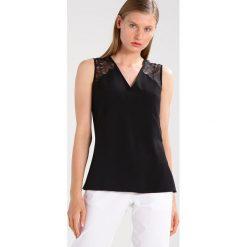 Bluzki asymetryczne: AllSaints PRISM Bluzka black