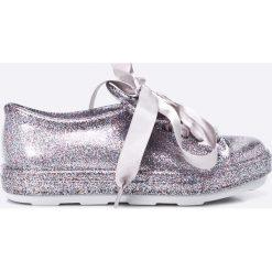 Buty sportowe dziewczęce: Melissa – Buty dziecięce Silver Glitter