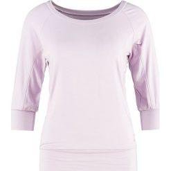 Curare Yogawear SLEEVES Bluzka z długim rękawem rose. Czerwone bluzki damskie Curare Yogawear, xl, z elastanu, z długim rękawem. Za 189,00 zł.