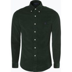 Polo Ralph Lauren - Koszula męska – Slim Fit, zielony. Zielone koszule męskie na spinki Polo Ralph Lauren, m, ze sztruksu, polo. Za 529,95 zł.