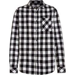 Sisley Koszula black. Czarne bluzki dziewczęce bawełniane marki Sisley, l. W wyprzedaży za 135,20 zł.
