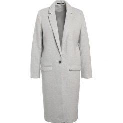 Kurtki i płaszcze damskie: Samsøe & Samsøe CAVA Płaszcz wełniany /Płaszcz klasyczny light grey melange