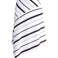Spódniczki trapezowe: Banana Republic Spódnica trapezowa black/white