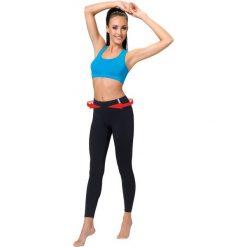 Spodnie damskie: Gwinner Spodnie damskie Slimming Leggings Climaline czarne r. S