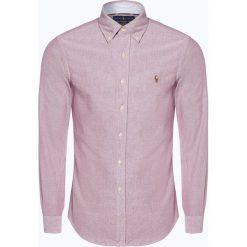 Polo Ralph Lauren - Koszula męska – Slim Fit, czerwony. Czerwone koszule męskie slim marki Polo Ralph Lauren, m, polo. Za 379,95 zł.
