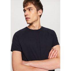 Sweter z krótkim rękawem - Granatowy. Niebieskie swetry klasyczne męskie marki QUECHUA, m, z elastanu. W wyprzedaży za 39,99 zł.