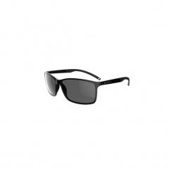 Okulary przeciwsłoneczne MH 120 kategoria 3. Czarne okulary przeciwsłoneczne damskie lenonki QUECHUA, z poliamidu. Za 39,99 zł.