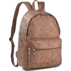 Plecaki męskie: Plecak MUSTANG – 4100000021  Cognac 703