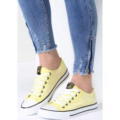 Żółte Trampki Don't Stop. Żółte tenisówki damskie vices. Za 39,99 zł.