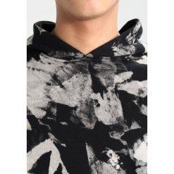 Bejsbolówki męskie: YOURTURN Bluza z kapturem black_ grey