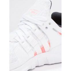 Adidas Originals EQT SUPPORT  Tenisówki i Trampki white/turbo. Białe tenisówki męskie marki adidas Originals, z materiału. W wyprzedaży za 279,30 zł.