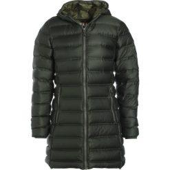 Płaszcze damskie pastelowe: CMP FIX HOOD Płaszcz puchowy loden/olive
