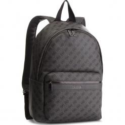 Plecak GUESS - HM6607 POL91 COA. Szare plecaki męskie Guess, z aplikacjami, ze skóry ekologicznej. Za 629,00 zł.