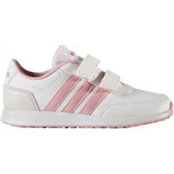 Buciki niemowlęce chłopięce: Adidas Buty Vs Switch 2 Cmf C Footwear White/Light Pink/Super Pink 30,5