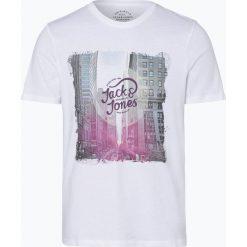 Jack & Jones - T-shirt męski – Autumn City, czarny. Czarne t-shirty męskie z nadrukiem Jack & Jones, m. Za 59,95 zł.