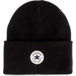 Czapka CONVERSE - 561325 Black. Czarne czapki zimowe damskie Converse, z materiału. Za 89,00 zł.