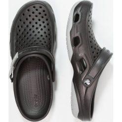 Kąpielówki męskie: Crocs SWIFTWATER DECK Sandały kąpielowe black/light grey