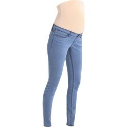 Boyfriendy damskie: Zalando Essentials Maternity Jeansy Slim Fit light blue denim