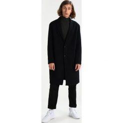 Płaszcze przejściowe męskie: AllSaints FOLEY Płaszcz wełniany /Płaszcz klasyczny black