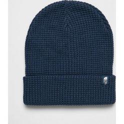The North Face - Czapka. Czarne czapki zimowe damskie marki The North Face, na zimę, z dzianiny. Za 99,90 zł.