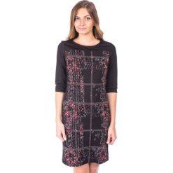 Długie sukienki: SUKIENKA SHINY CHECK QUIOSQUE