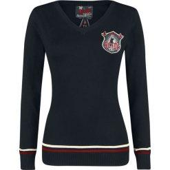 AC/DC EMP Signature Collection Sweter damski czarny. Czarne swetry klasyczne damskie AC/DC, l, z dekoltem na plecach. Za 164,90 zł.