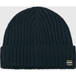 Medicine - Czapka Secret Garden. Czarne czapki zimowe męskie MEDICINE, na zimę, z bawełny. Za 39,90 zł.