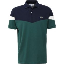 Lacoste PH936500 Koszulka polo aconit/navy blue flour. Szare koszulki polo marki Lacoste, z bawełny. Za 539,00 zł.