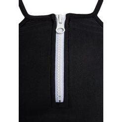 Seafolly COLOUR BLOCK TANKINI Kostium kąpielowy black. Czarne stroje jednoczęściowe dziewczęce Seafolly, z elastanu. Za 159,00 zł.