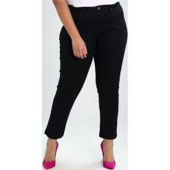 Boyfriendy damskie: Zizzi LONG EMILY Jeans Skinny Fit black