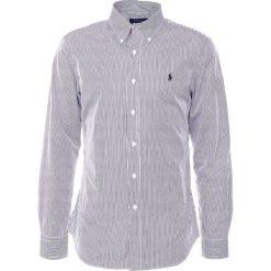 Polo Ralph Lauren SLIM FIT  Koszula black/white hai. Szare koszule męskie slim marki S.Oliver, l, z bawełny, z włoskim kołnierzykiem, z długim rękawem. W wyprzedaży za 351,20 zł.