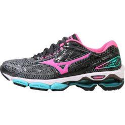 Buty sportowe damskie: Mizuno WAVE CREATION 19 Obuwie do biegania treningowe castlerock/pink glo/ceramic
