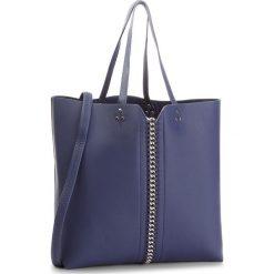 Torebka JENNY FAIRY - RC15344 Navy. Niebieskie torebki klasyczne damskie Jenny Fairy, ze skóry ekologicznej. Za 99,99 zł.