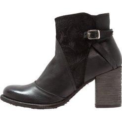 Felmini GIANINA Ankle boot targof/metropolis black. Czarne botki damskie na zamek Felmini, z materiału. Za 669,00 zł.