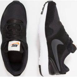 Trampki dziewczęce: Nike Sportswear VIBENNA  Tenisówki i Trampki black/anthracite/safety orange